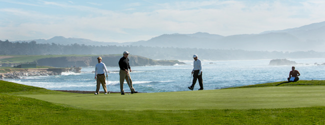 NKF Golf Classic National Finals at Pebble Beach